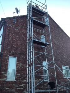 chimney installation services